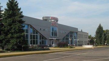 Международный аэропорт города Луганска. Архивное фото
