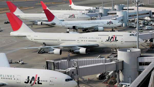 Самолеты авиакомпании Japan Airlines. Архивное фото