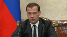Медведев прокомментировал заявления властей Украины об отсутствии беженцев