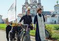 """Открытие велопробега """"Святая Русь"""" в Ростове"""