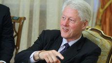 Билл Клинтон. Архивное фото