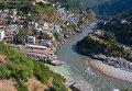 Штат Уттаракханд на севере Индии