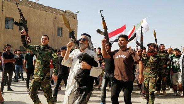 Ситуация на улицах Багдада