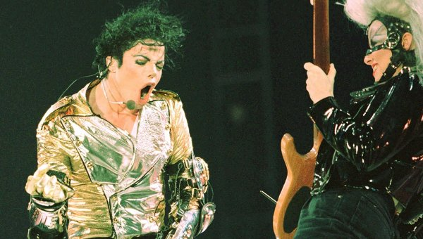 Майкл Джексон. Архивное фото