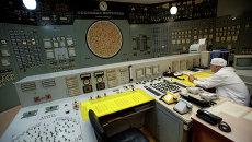 Работа Белоярской атомной электростанции в Свердловской области
