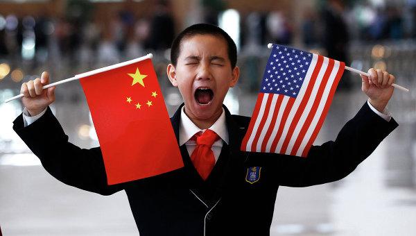 Мальчик в Национальном музее Пекина. Архивное фото