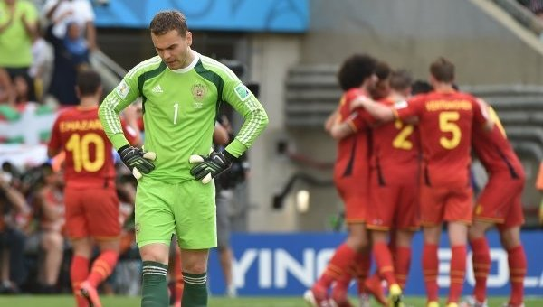 Футбол чемпионат мира 2014 россия бельгия когда