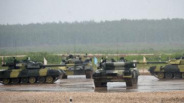 Презентация знака Армия России. Архивное фото.