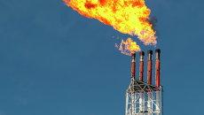 Завод по производству сжиженного газа. Архивное фото