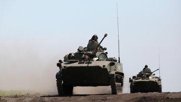 Внезапная проверка боевой готовности войск Центрального военного округа и ВДВ. Архивное фото