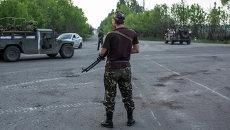 Солдаты украинской армии. Архив