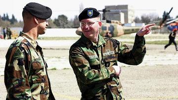 Американские военные инструкторы. Архив