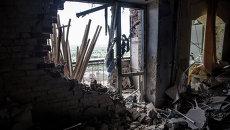 Спецоперация на востоке Украины. Архивное фото
