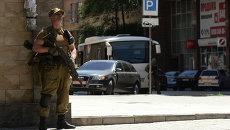 Ситуация у Донецкого областного УВД