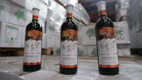 Молдавские вина. Архивное фото