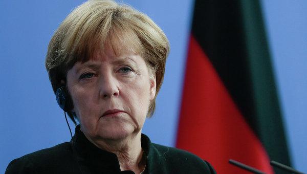 Канцлер Германии Ангела Меркель. Архивное фото