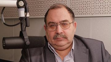 Доктор политических наук, профессор Сергей Черняховский