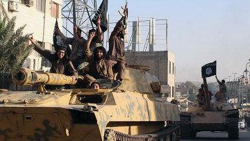Боевики ИГИЛ, архивное фото