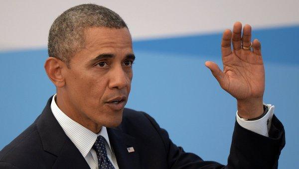 Президент Соединенных Штатов Америки (США) Барак Обама, Архивное фото