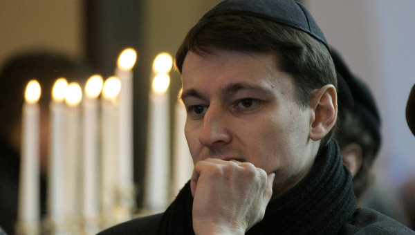 Открытие после реконструкции синагоги в Малаховке