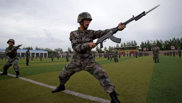 КНР  хочет  увеличить военное сотрудничество сСирией ипоставить ейгумпомощь