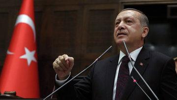 Тайип Эрдоган. Архивное фото