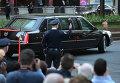 Автомобиль президента Барака Обамы. Архивное фото