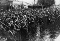 Вступление русских войск в Черновицы в 1916 году