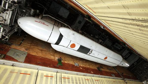 Крылатая ракета класса Воздух-Земля, архивное фото