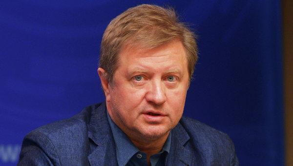 Владимир Лепехин, директор Института ЕврАзЭС, член Зиновьевского клуба МИА Россия сегодня