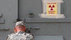Хранилище ядерного оружия. Архивное фото
