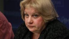 Ирина Тюрина. Архивное фото