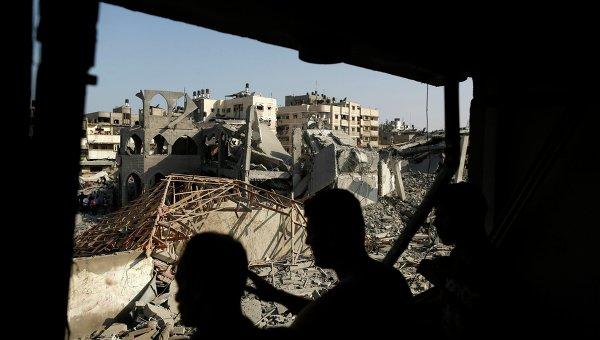 Ситуация в Газе