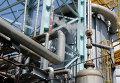 Работа  отделения управления переработки газа