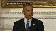Обама объяснил, почему одобрил целевые авиаудары по боевикам в Ираке