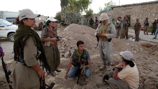 Ситуация в Ираке, август 2014 года