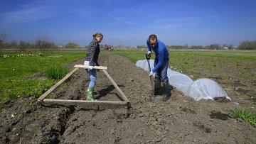 Латвийские крестьяне