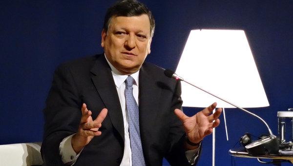 Глава Европейской комиссии Жозе Мануэль Баррозу, архивное фото