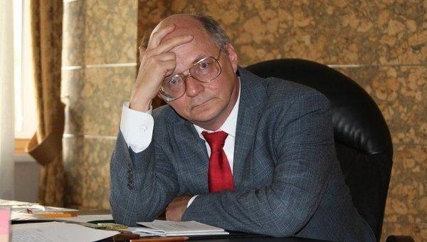 Ректор РНИМУ им. Н.И. Пирогова Андрей Камкин