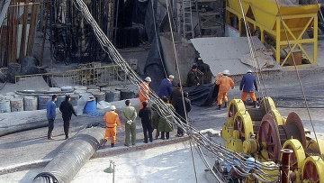 Угольная шахта в городе Хуайнань, Китай. Архивное фото