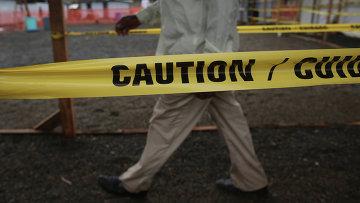 Центр лечения лихорадки Эбола, Либерия
