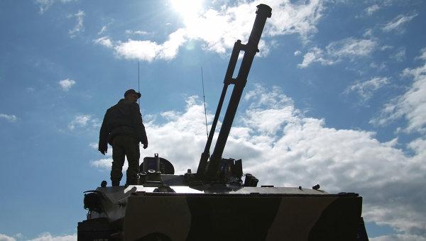 Боевая машина десанта, архивное фото