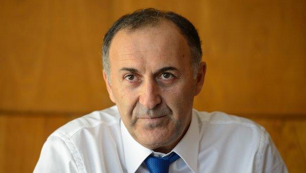 Председатель Центральной избирательной комиссии Республики Абхазии Батал Табагуа. Архивное фото