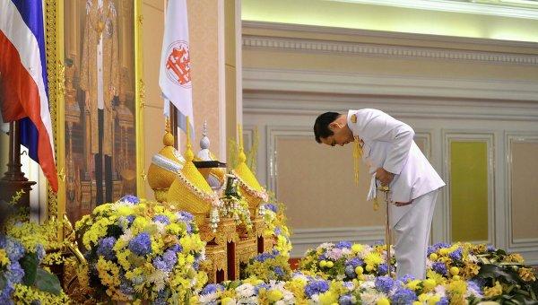 Премьер-министра Таиланда Прают Чан-Оча