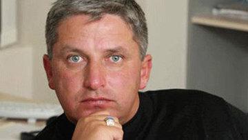 Украинский тележурналист Максим Равреба
