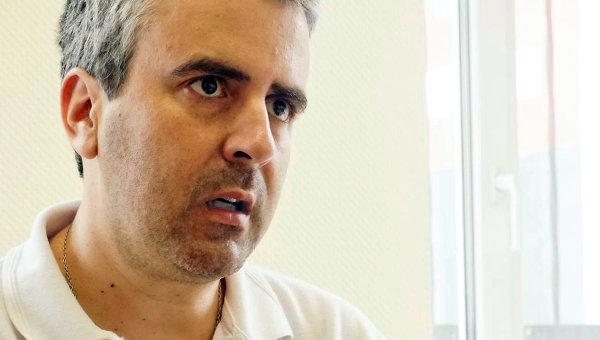 Директор Института святого Фомы Томас Гарсиа Уидобро Ривас