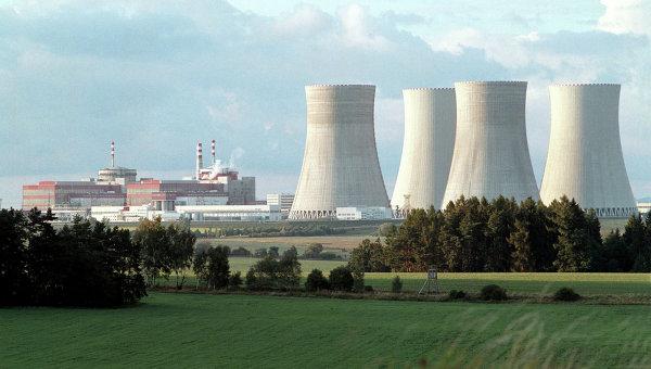 АЭС Темелин в Чехии. Архивное фото