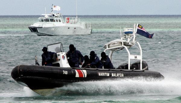 Спецподразделение морской полиции Малайзии. Архивное фото