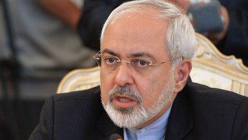 Министр иностранных дел Ирана Мухаммед Джавад Зариф. Архивное фото