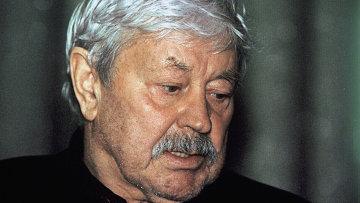 Известный литовский актер Донатас Банионис